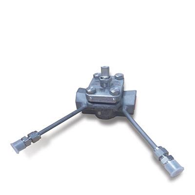 Dosing plug valve custom valve FluoroSeal