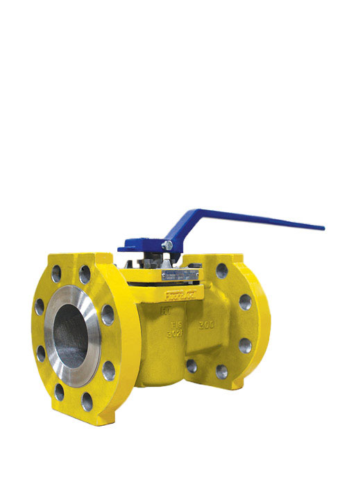 HF alkylation plug valve wrench FluoroSeal